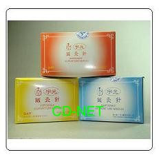 鍼灸針 DISPOSABLE  ACUPUNCTURE  NEEDLES